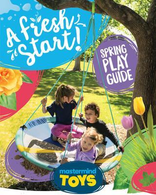 Mastermind Toys Spring Play Guide Cover (CNW Group/Mastermind Toys)