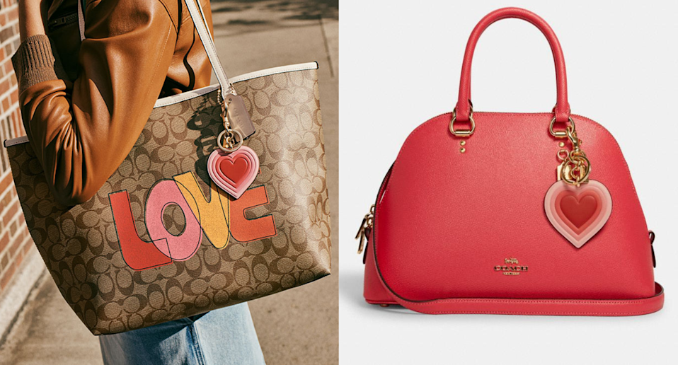Coach Outlet's Valentine's Day drop is here!