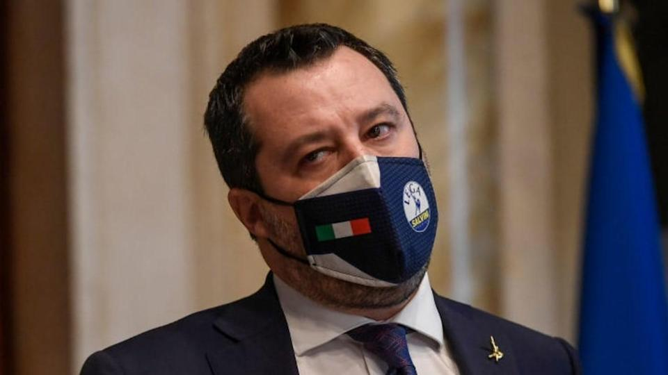 Matteo Salvini | AM POOL/Getty Images