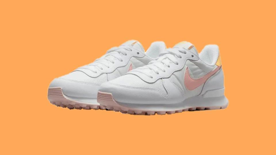 The Nike Internationalist sneaker is loved by Nordstrom customers for being fit for quick walks or lengthy workouts.