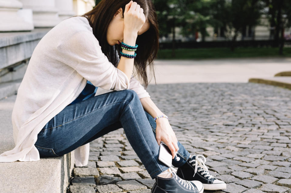 The study identified two personality traits that are common to people suffering from social phobia: a strong difficulty in managing emotions and a tendency to withdraw into oneself.