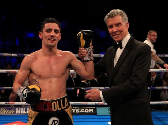Anthony Crolla is confident of an upset (PA)