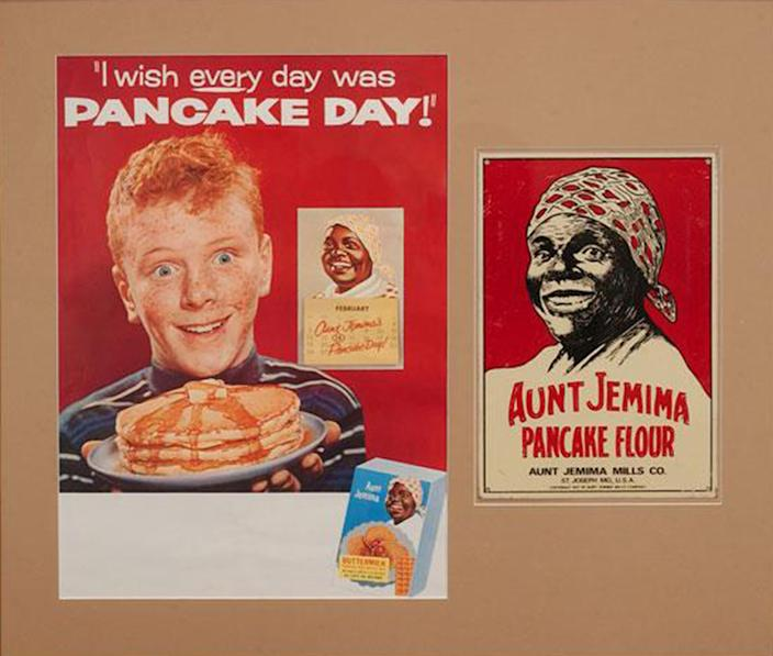 An example of an Aunt Jemima advertisement as provided by the Jim Crow Museum of Racist Memorabilia. (Jim Crow Museum of Racist Memorabilia)