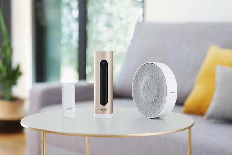 The Netatmo Home Security System Protects With A Smart