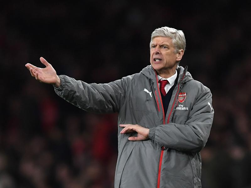 Arsenal boss Arsene Wenger scorns Premier League sides who 'have a breather' at the end of the season