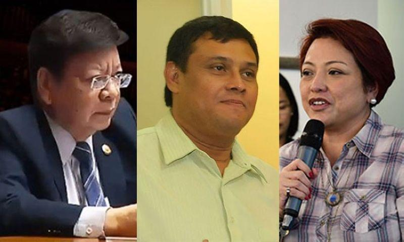 Bzzzzz: Cebuana ends term at ERC; Tomas says Daluz, not Casas, ordered removal of streamers