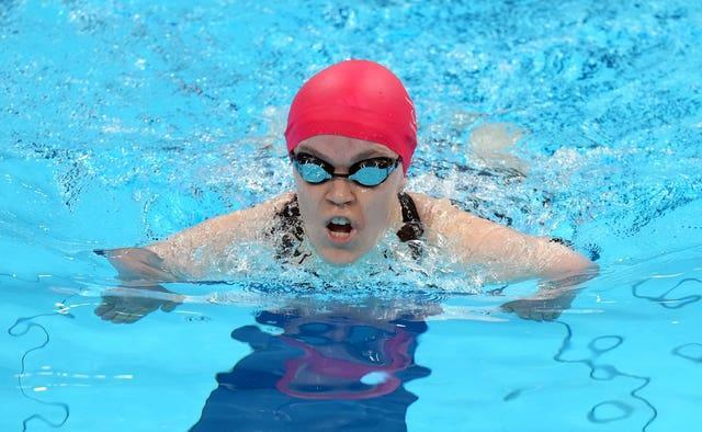Great Britain's Ellie Simmonds competed at four Paralympic Games