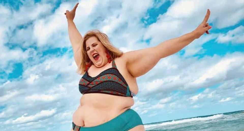 The latest Gillette Venus ad featuring Anna O'Brien has sparked a debate about fat phobia [Photo: Gillette Venus]