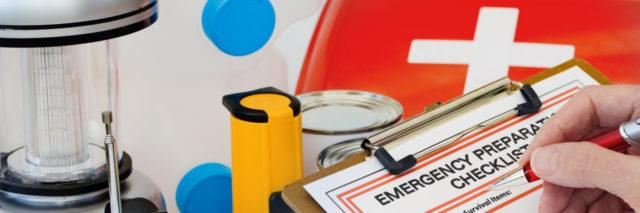 Emergency and disaster preparedness for people with disabilities.