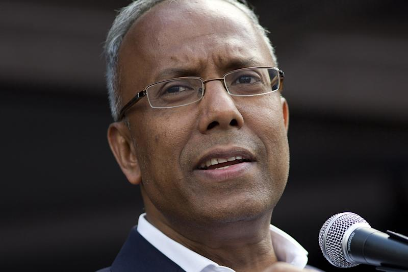 Removed from office: Former Tower Hamlets mayor Lutfur Rahman