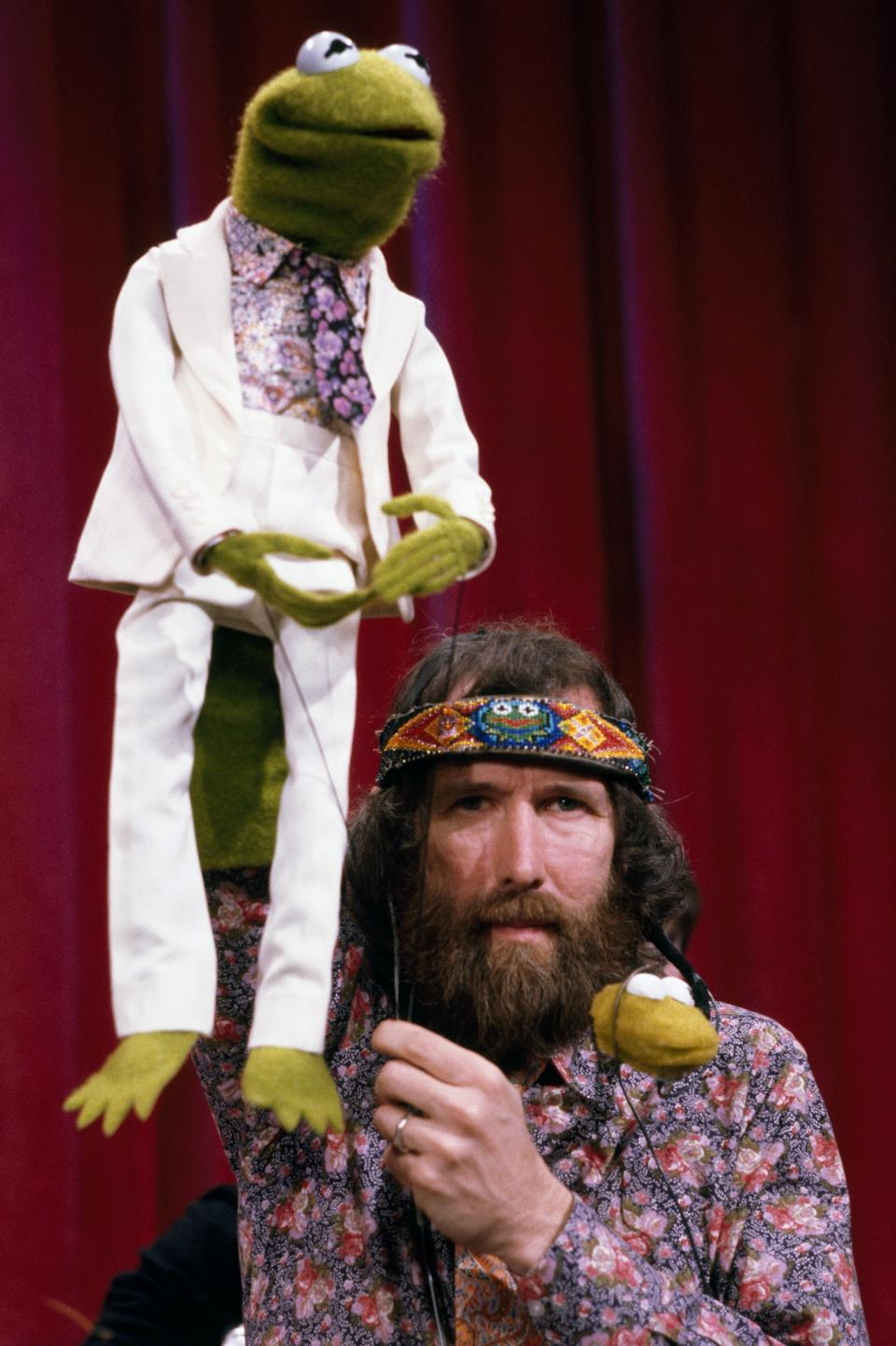 Jim Henson was the original voice of Kermit The Frog (Photo: Nancy Moran via Getty Images)