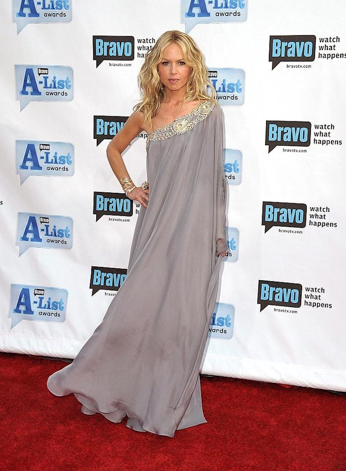 "A-list designer Rachel Zoe went the predictable route with this shapeless caftan. Jordan Strauss/<a href=""http://www.wireimage.com"" target=""new"">WireImage.com</a> - April 5, 2009"