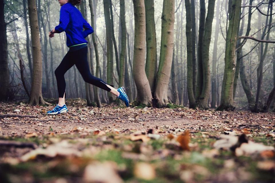 A woman survived a jogging attack thanks to a tiny knife she had on hand. (Photo: Getty Images)