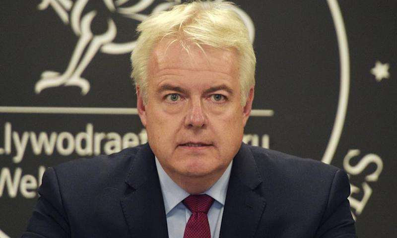 Carwyn Jones defended his actions at a press conference in Cardiff on Thursday.