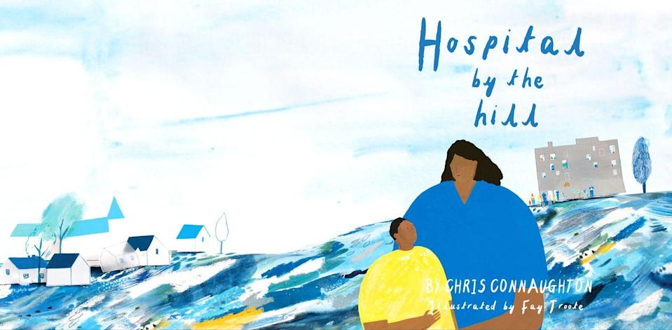 Photo credit: Fay Troote for 'Hospital by the Hill'