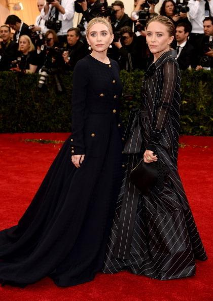<p>Ah, the Olsen twins, they've been top of our style goals since the 90s. Just what is their secret to always looking so effortlessly cool? <i>[Photo: Getty]</i></p>