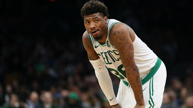Marcus Smart's actions against the Philadelphia 76ers proved costly as the league handed down a fine on Thursday.