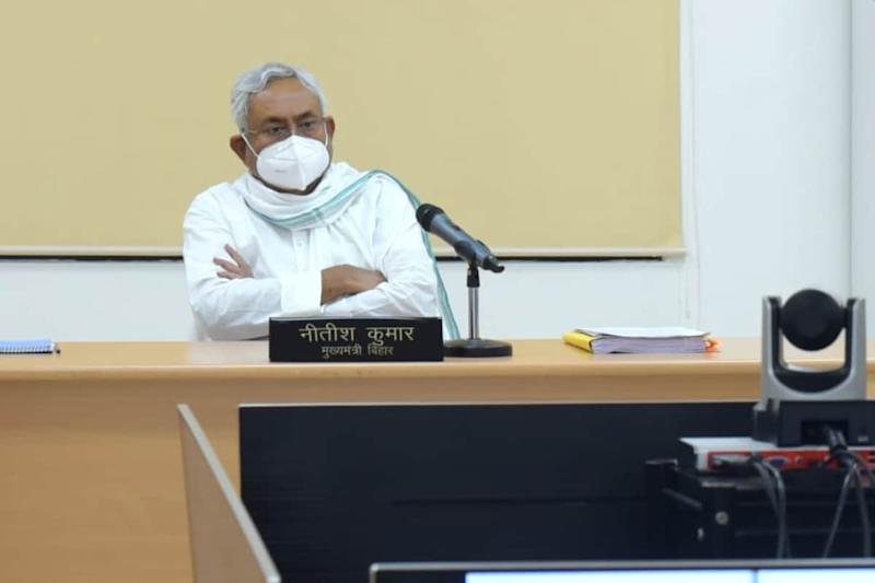 Nitish Kumar's Virtual Rally Postponed in View of Covid-19 Outbreak, Floods