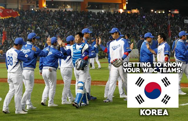 Korea is missing a few of its potential stars for the WBC. (AP)