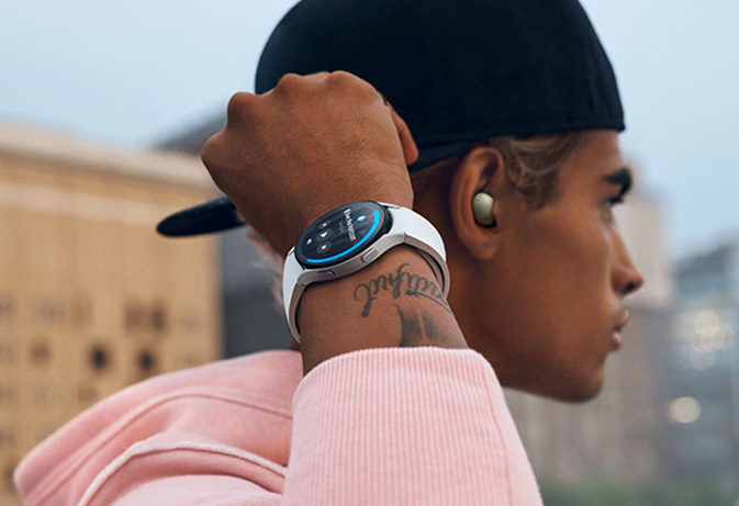 Get the best android smartwatch we've ever tested for 50% off right now when you pre-order a select Samsung smartphone.
