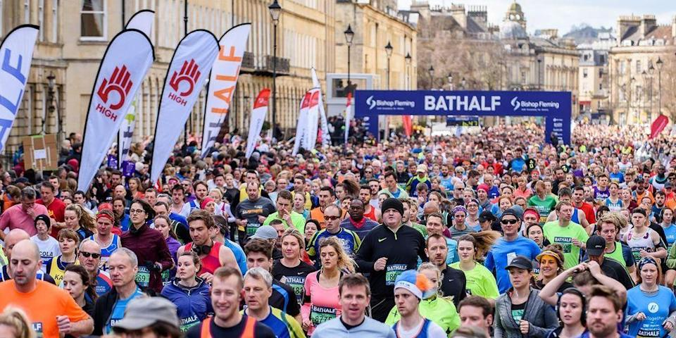Photo credit: Instagram/Bath Half Marathon