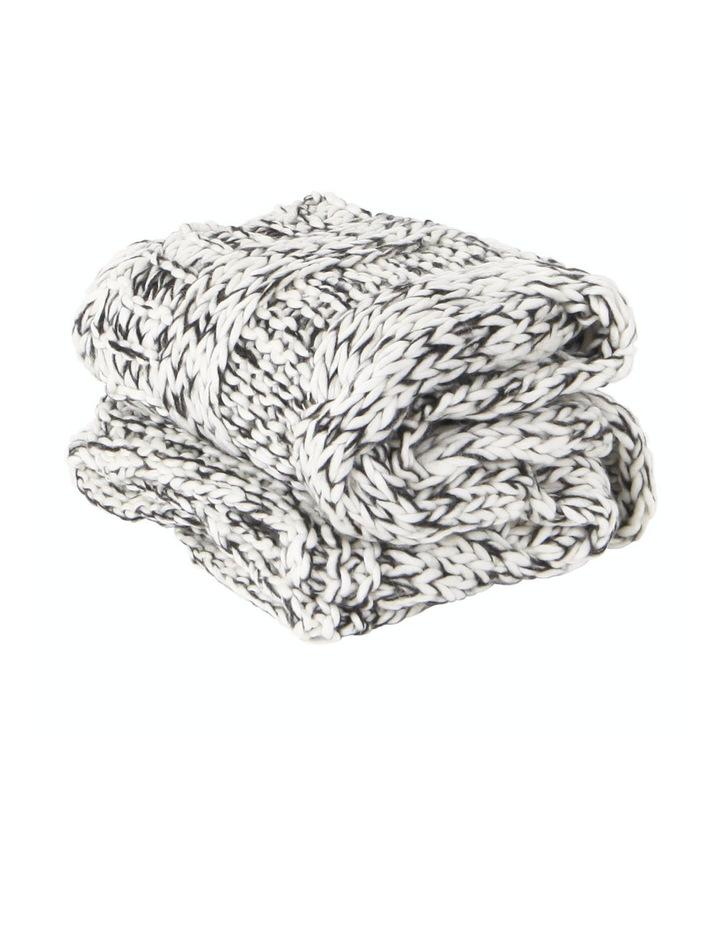 Collective Sol Claudette Chunky Knit Throw, $149