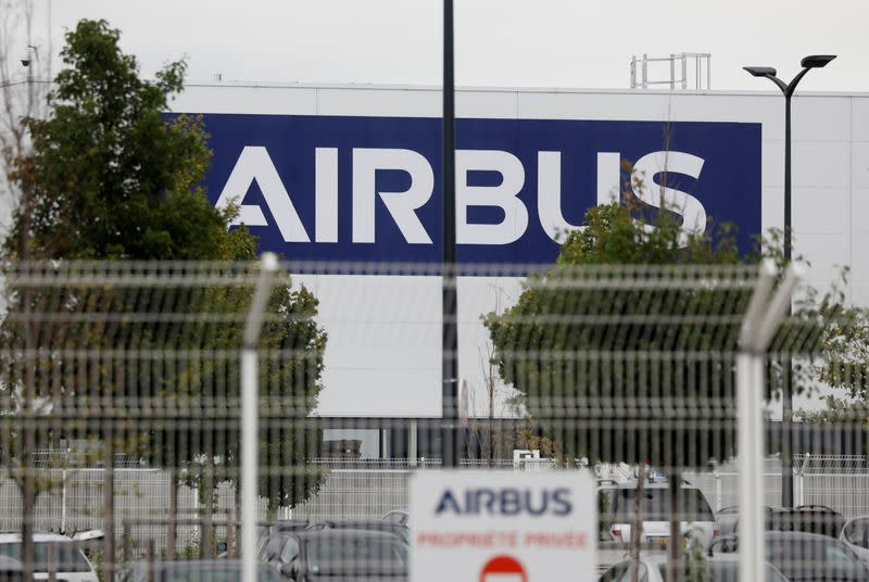 Airbus Helicopters facility in Dugny