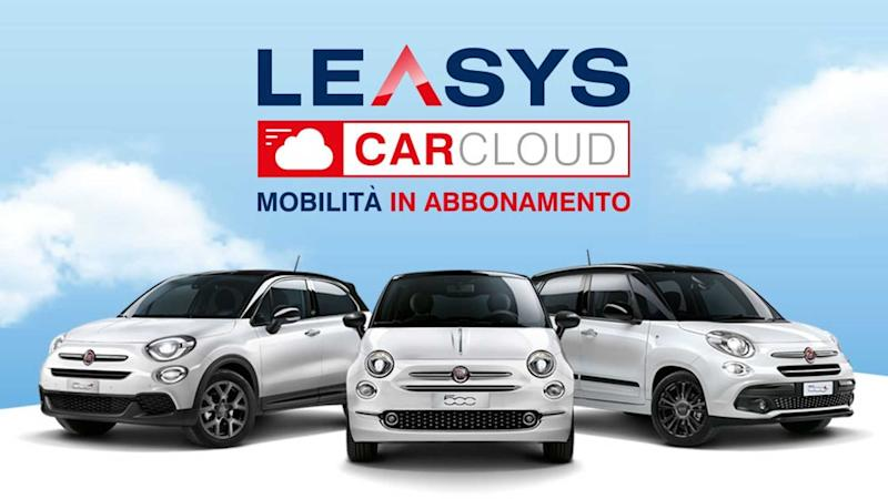 Leasys Car Cloud copertina