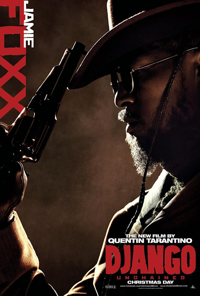 "Jamie Foxx in The Weinstein Company's ""Django Unchained"" - 2012"