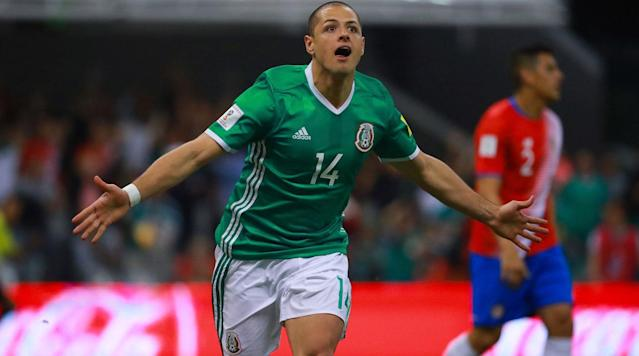 "Javier ""Chicharito"" Hernandez has made history for Mexico."
