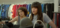 """<p>In one episode of <em>Broad City</em>, Abbi and Ilana head to Beacon's Closet so Abbi can try to resell some of her old clothes, though unfortch she doesn't get very much money for them. However, you might have better luck than Abbi with online consignment stores like <a href=""""https://www.thredup.com/"""" rel=""""nofollow noopener"""" target=""""_blank"""" data-ylk=""""slk:ThredUp"""" class=""""link rapid-noclick-resp"""">ThredUp</a> or <a href=""""https://www.therealreal.com/"""" rel=""""nofollow noopener"""" target=""""_blank"""" data-ylk=""""slk:TheRealReal"""" class=""""link rapid-noclick-resp"""">TheRealReal</a>. If that doesn't work, make sure you to donate your goods rather than toss 'em. </p>"""