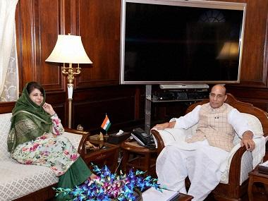 BJP-PDP war of words over Kashmir stone-pelters intensifies, cracks deepen in coalition of compromise