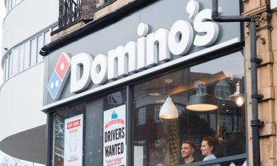 Domino's top trio to topple amid franchisee unrest