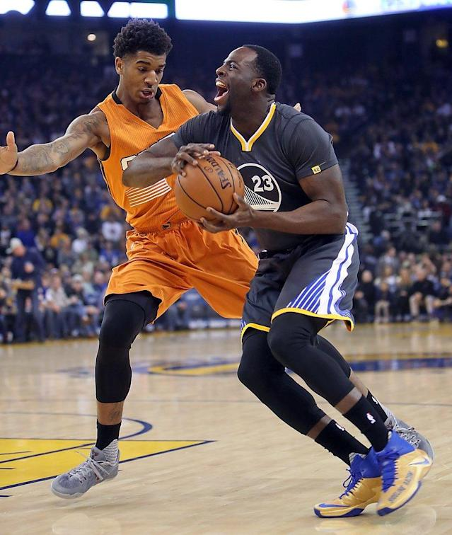 Draymond Green: Don't blame players, blame their 's- franchises'