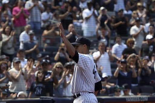 Pettitte's return to Yankees spoiled by Mariners