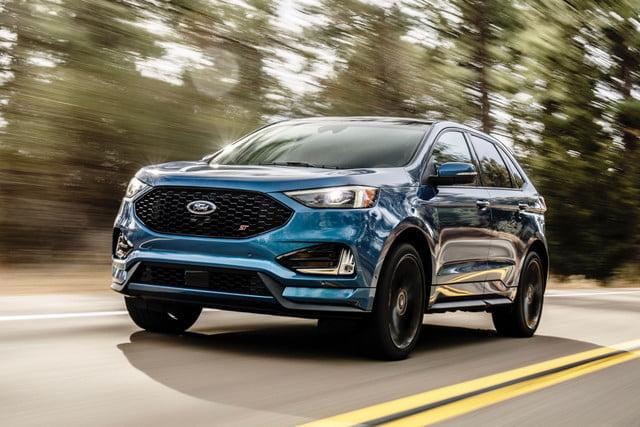 ford edge st crossover opinion 2019 1