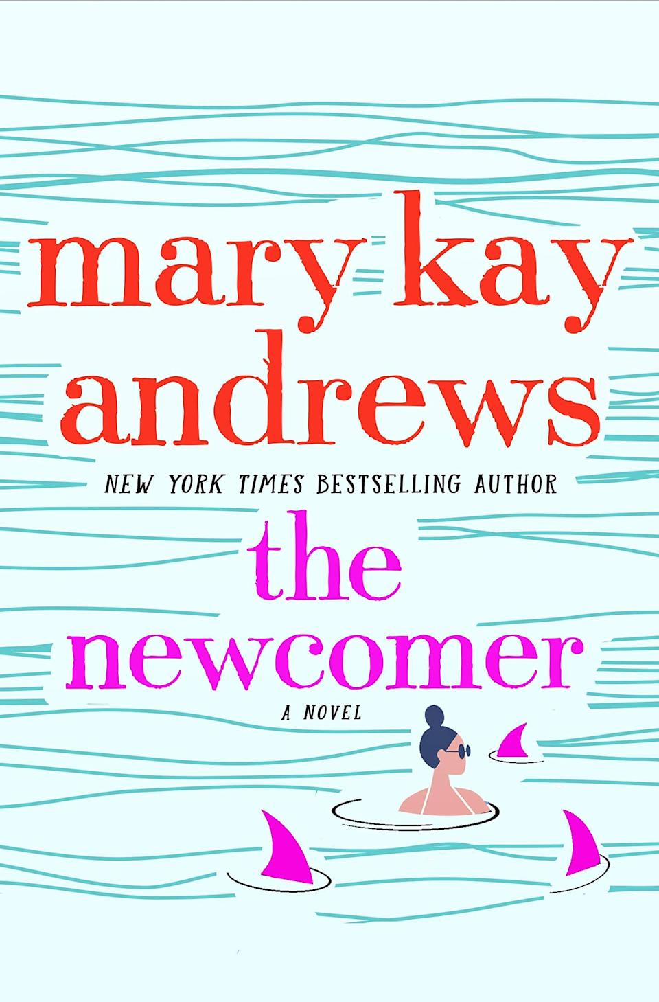 <p>If you want your next read to have a dash of mystery, suspense, romance, and family drama, then <span><strong>The Newcomer</strong></span> by Mary Kay Andrews is the book for you. After discovering her sister, Tanya, dead, Letty hits the road with her niece, Maya, in hopes of evading her sister's dangerous ex. Due to a mysterious magazine story left behind by Tanya, Letty and Maya end up reinventing themselves at a rundown motel, where getting too close to anyone could mean blowing their cover. </p> <p><em>Out May 4</em></p>