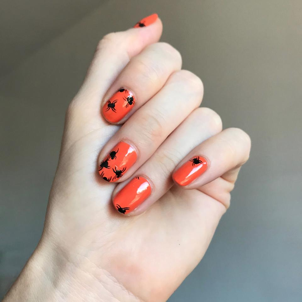 Variety Of Nail Art By Yours Truly: 16 Halloween Nail Art Ideas To Trick Or Treat Yo'self With