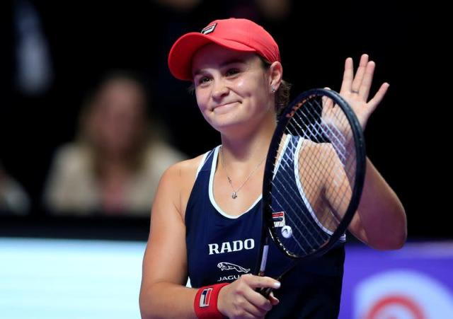 FILE PHOTO: WTA Tour Finals