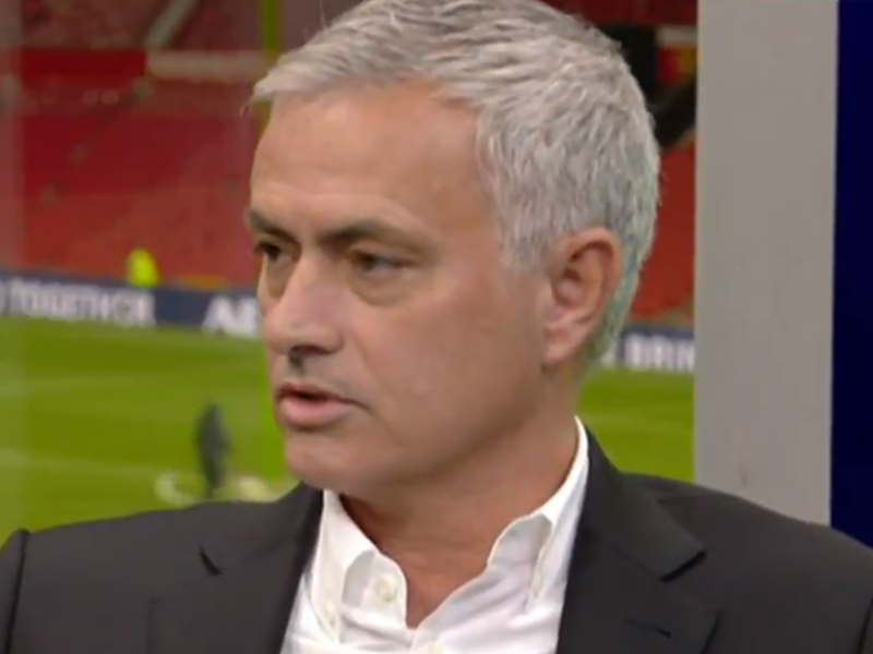 Jose Mourinho on Sky Sports: Sky Sports