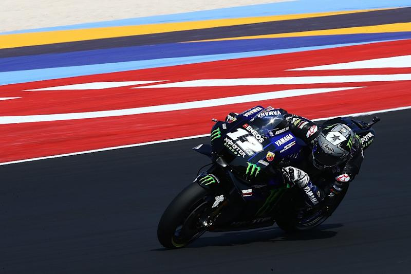 Vinales: We didn't find anything to fix grip woes