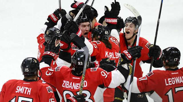 The Senators will host the NHL 100 Classic against the Canadiens at TD Place Stadium in December.