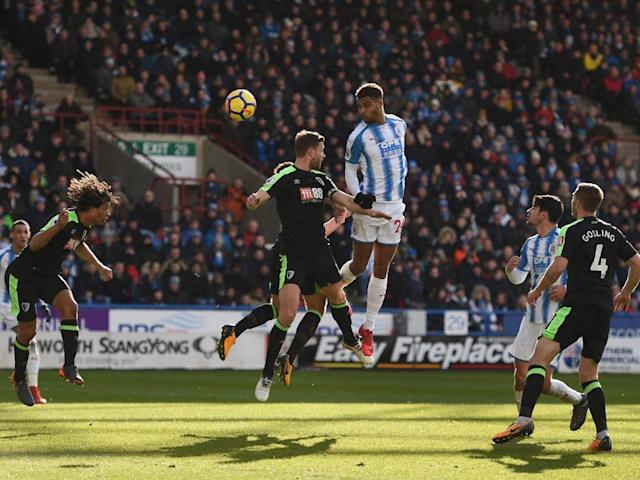Huddersfield ease relegation fears with comfortable victory over Bournemouth