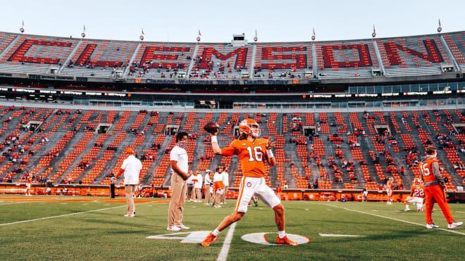 Hafley Sees Trevor Lawrence as the 'Future of the NFL'