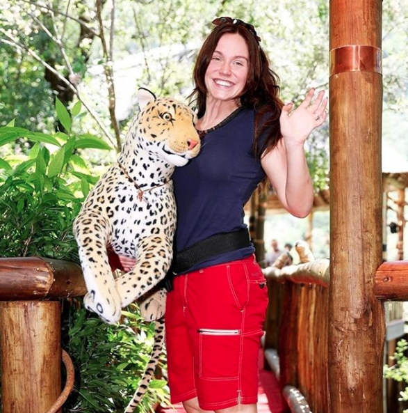 While chatting exclusively to Be following her exit from the jungle, Vicky despite having sex on TV 'falling in the regretful category' she wouldn't change what happened. Source: Ten