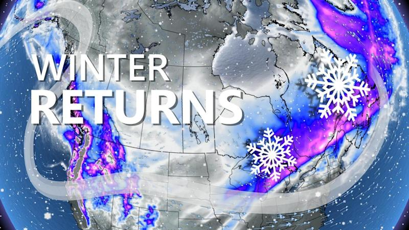 Welcome to winter, Canada: January pattern change already under way