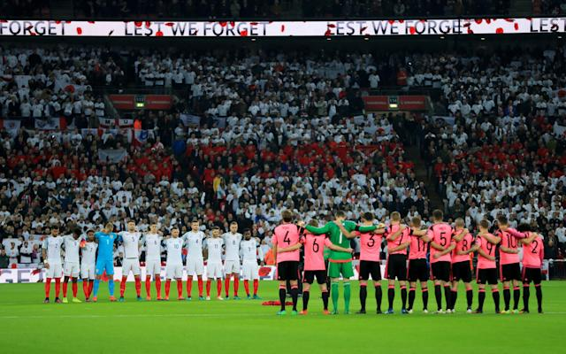 <span>Scotland's chances of joining England at major tournaments would be increased</span> <span>Credit: Getty images </span>