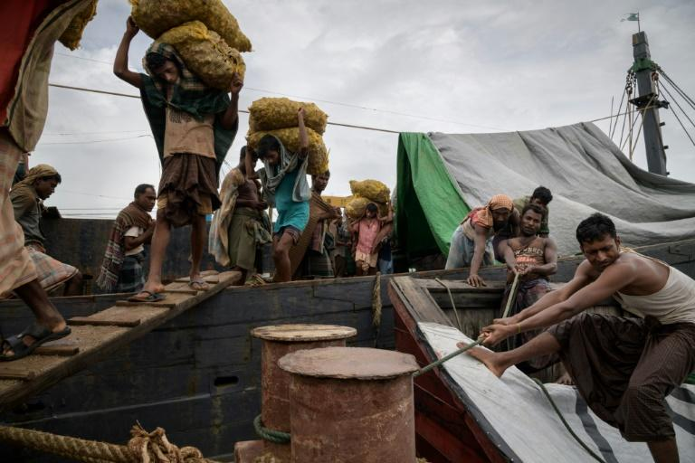 The refugee influx has been good for business, importers say