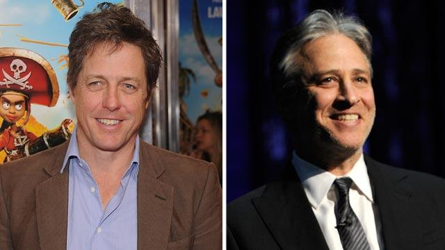Stewart Bans Grant From 'Daily Show'