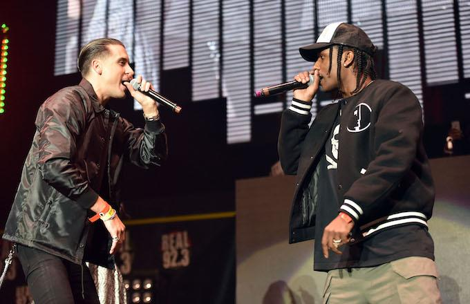 G-Eazy Says the 'Difference Between Me and Rocky's Treatment' Is